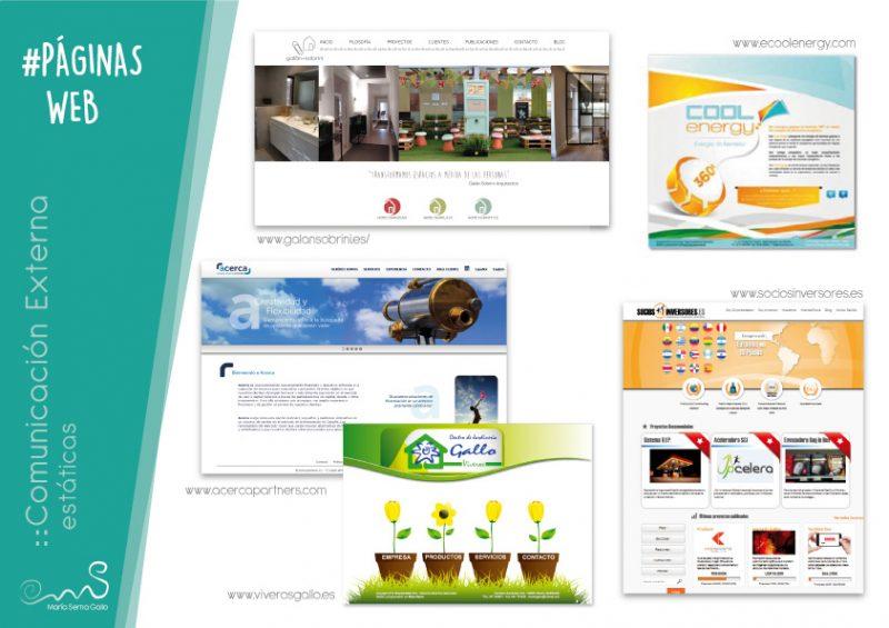 06. Páginas Web