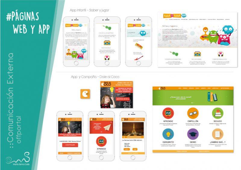 04. Páginas Web y APPs