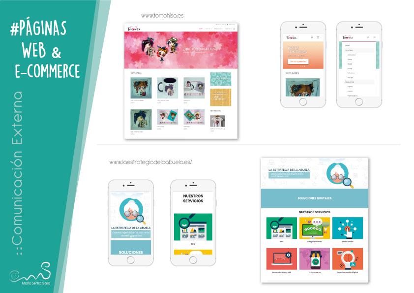 01. Páginas Web & E-Commerce